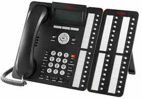 1616 IP Phone with button module 32bm