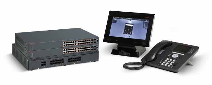 Avaya IP Office ERS 3500 and IP phones