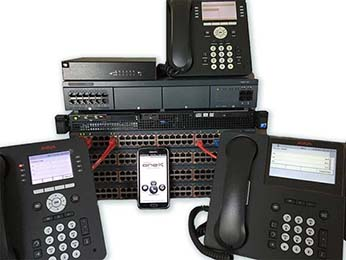 Avaya IP Office server edition, IP500v2, ERS3549GTS-PWR+, SBCE, 9611G, 9608G, 9641G